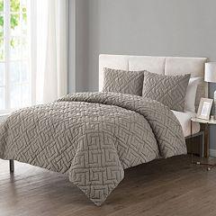 VCNY Artemis Embossed Comforter Set