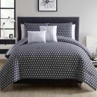 VCNY 5-piece Malik Comforter Set