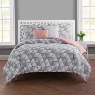VCNY Brynley Printed Comforter Set