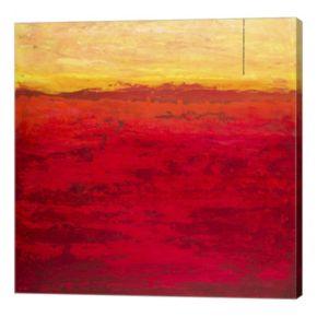 Metaverse Art Dispersion Canvas Wall Art