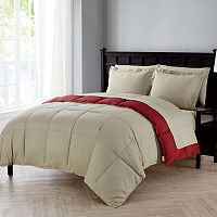 VCNY 5 pc Lincoln Down-Alternative Comforter Set
