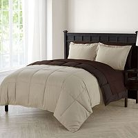 VCNY 5-piece Lincoln Down-Alternative Comforter Set