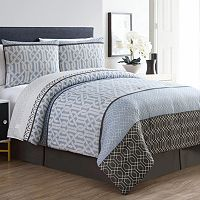 VCNY 8 pc Adam Bedding Set