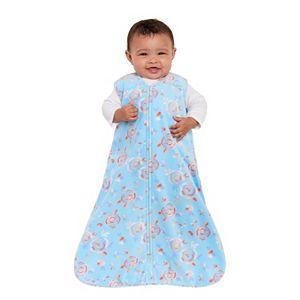 Baby Girl HALO SleepSack Microfleece Wearable Blanket