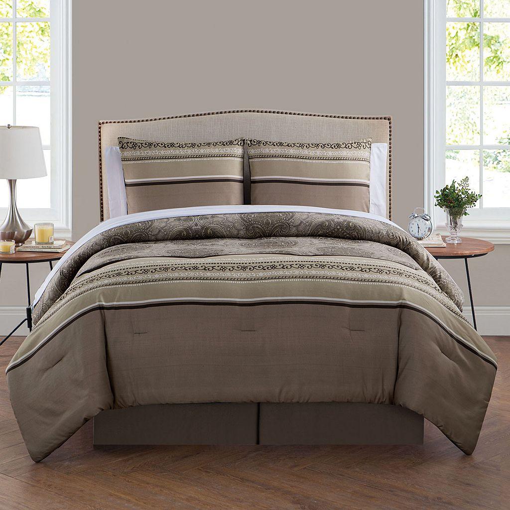VCNY 8-piece Marquesa Bedding Set