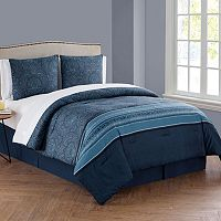 VCNY 8 pc Marquesa Bedding Set