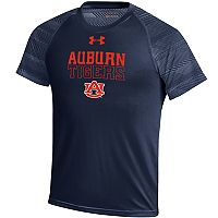 Boys 8-20 Under Armour Auburn Tigers Raglan Tee