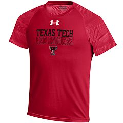 Boys 8-20 Under Armour Texas Tech Red Raiders Raglan Tee