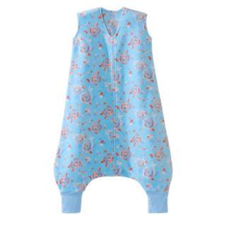 Baby Girl HALO Floral Early Walker SleepSack Wearable Blanket
