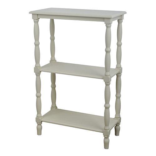 Decor Therapy Simplify 3-Tier Bookshelf