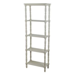 Decor Therapy Simplify 5-Tier Bookshelf
