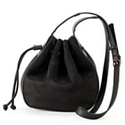LC Lauren Conrad German Soft Bucket Bag