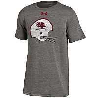 Boys 8-20 Under Armour South Carolina Gamecocks Helmet Triblend Tee
