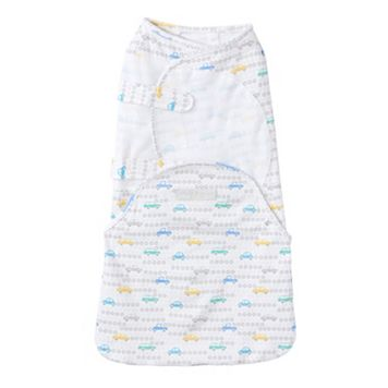Baby HALO SwaddleSure One-Piece Tune-Up Cars Swaddle
