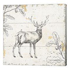 Metaverse Art Wild and Beautiful V Canvas Wall Art