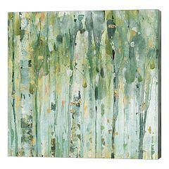 Metaverse Art The Forest III Canvas Wall Art