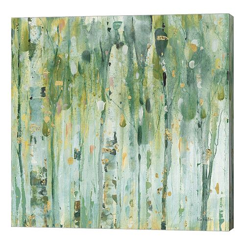 Metaverse Art The Forest III Canvas Wall Art