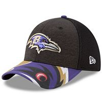 Adult New Era Baltimore Ravens 39THIRTY NFL Draft Spotlight Flex-Fit Cap