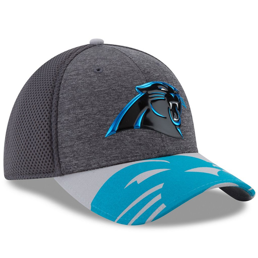 Adult New Era Carolina Panthers 39THIRTY NFL Draft Spotlight Flex-Fit Cap