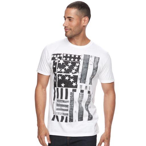 Men's Apt. 9® American Flag Tee