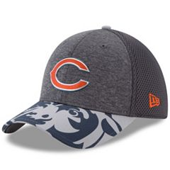 Adult New Era Chicago Bears 39THIRTY NFL Draft Spotlight Flex-Fit Cap