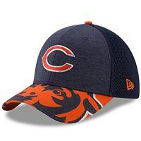 Adult New Era Chicago Bears 39THIRTY NFL Draft Spotlight Flex-Fit Cap