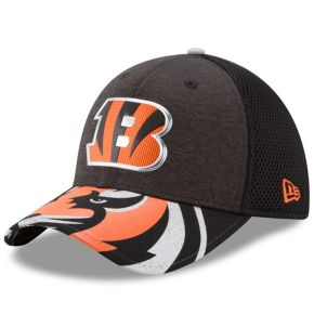 Adult New Era Cincinnati Bengals 39THIRTY NFL Draft Spotlight Flex-Fit Cap