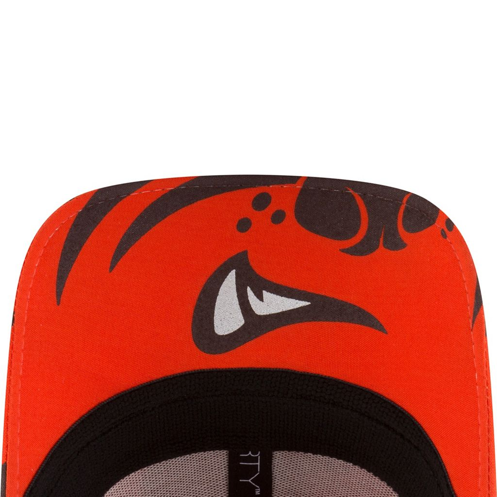 Adult New Era Cleveland Browns 39THIRTY NFL Draft Spotlight Flex-Fit Cap