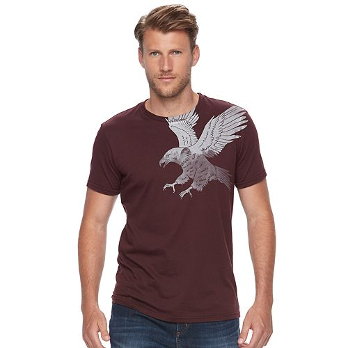 Men's Apt. 9® Crying Lightning Eagle Tee