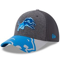 Adult New Era Detroit Lions 39THIRTY NFL Draft Spotlight Flex-Fit Cap