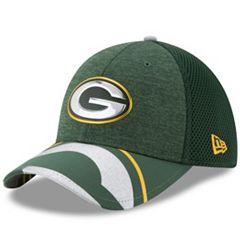 Adult New Era Green Bay Packers 39THIRTY NFL Draft Spotlight Flex-Fit Cap