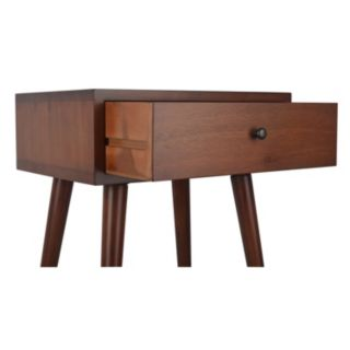 Decor Therapy Mid-Century Modern End Table