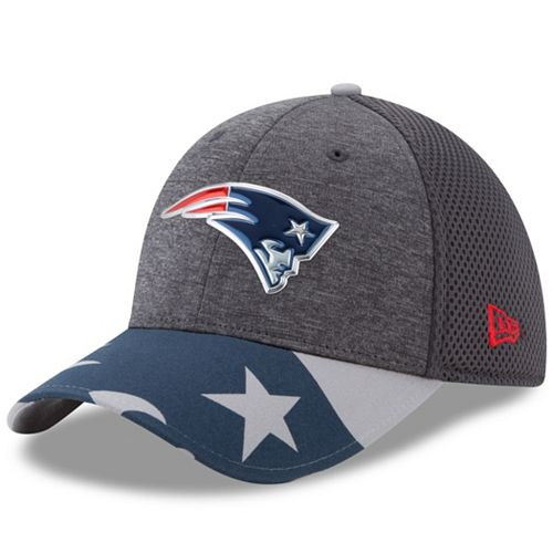 Adult New Era New EnglandPatriots 39THIRTY NFL Draft Spotlight Flex-Fit Cap