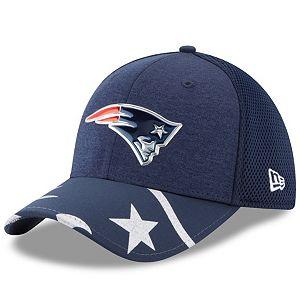 Adult New Era New EnglandPatriots 39THIRTY NFL Draft Spotlight Flex-Fit Cap!