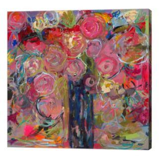Metaverse Art Release Canvas Wall Art