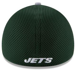 Adult New Era New York Jets 39THIRTY NFL Draft Spotlight Flex-Fit Cap