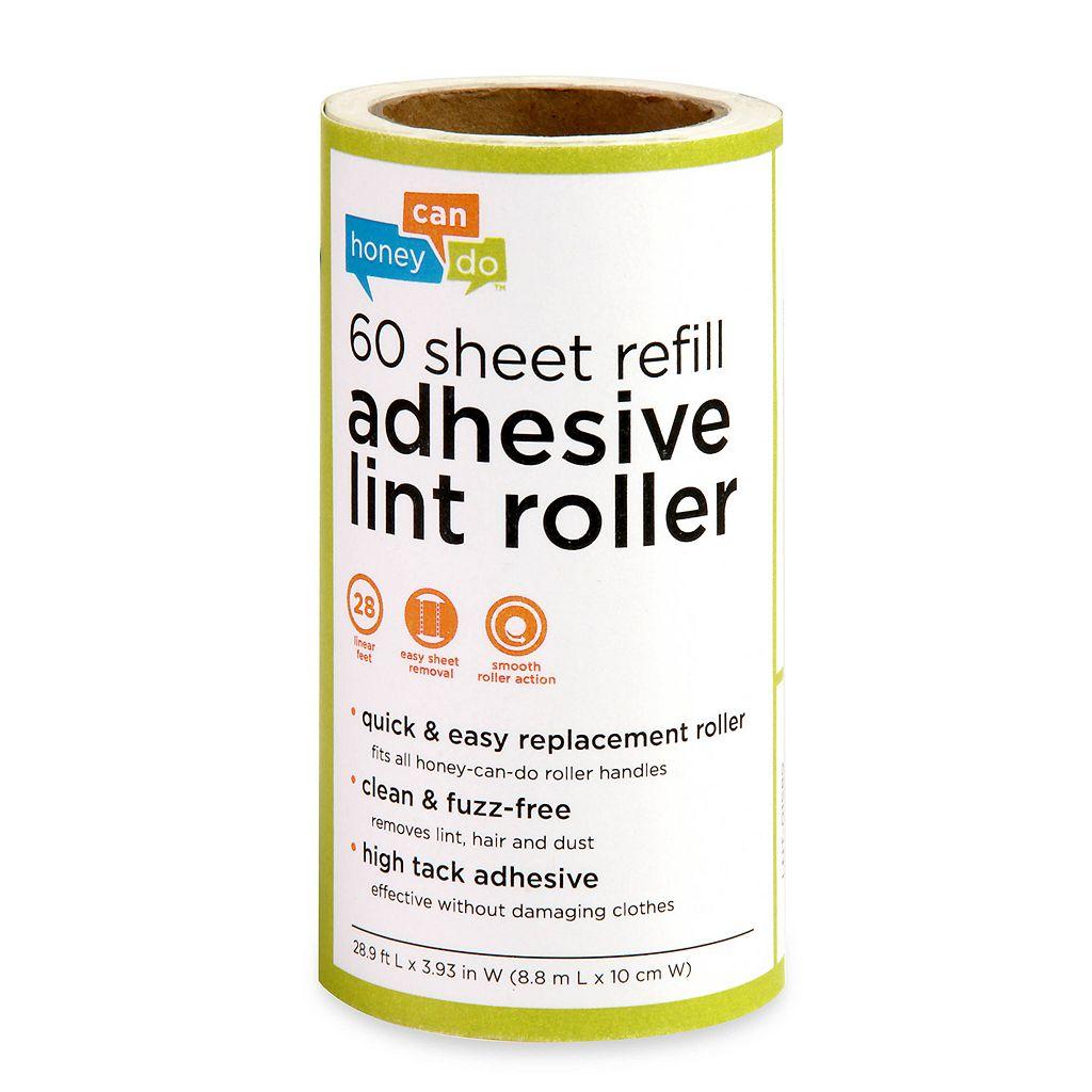 Honey-Can-Do 6-pack Lint Roller Refills