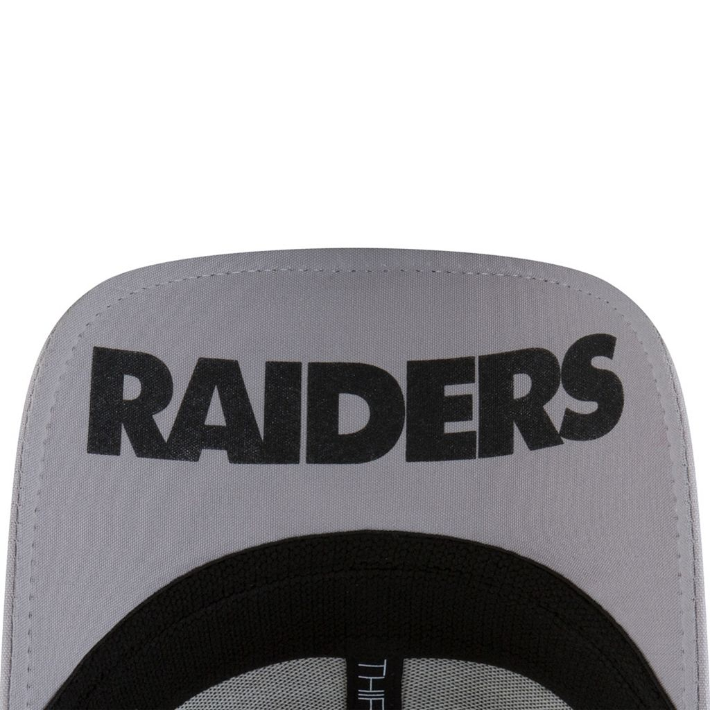 Adult New Era Oakland Raiders 39THIRTY NFL Draft Spotlight Flex-Fit Cap