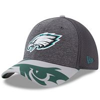 Adult New Era Philadelphia Eagles 39THIRTY NFL Draft Spotlight Flex-Fit Cap
