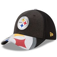 Adult New Era Pittsburgh Steelers 39THIRTY NFL Draft Spotlight Flex-Fit Cap
