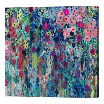 Metaverse Art Painted Strings Canvas Wall Art
