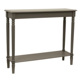 Decor Therapy Simplify Console Table