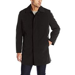 Big & Tall Ike Behar Classic-Fit Rain Jacket
