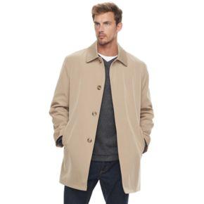 Big & Tall Ike Behar Classic-Fit Rain Jacket