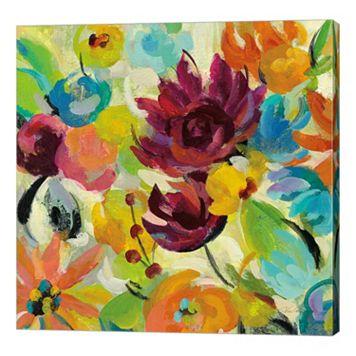 Metaverse Art Autumn Joy II Canvas Wall Art