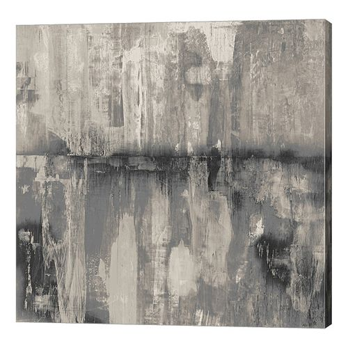 Metaverse Art Fantasy Land Neutral Canvas Wall Art