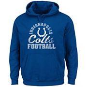 Big & Tall Majestic Indianapolis Colts Kick Return Hoodie
