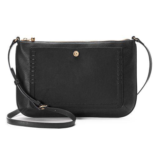 LC Lauren Conrad Bonne Crossbody Bag