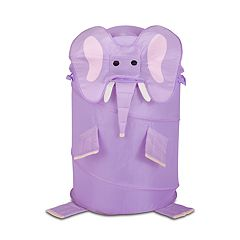 Kids Honey-Can-Do Large Elephant Pop-Up Hamper