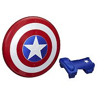 Marvel Captain America Magnetic Shield & Gauntlet Set